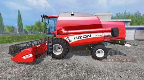 Bizon TC5.90 Prototype para Farming Simulator 2015