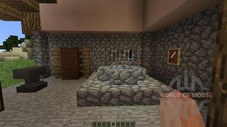 Medieval Blacksmith para Minecraft