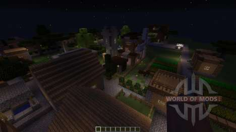 TheTown para Minecraft
