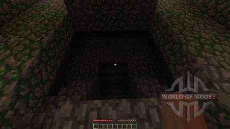 The Dead Jungle para Minecraft