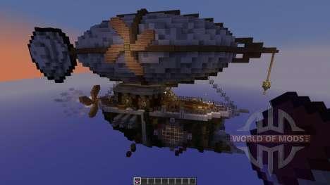 Pex a Steampunk para Minecraft