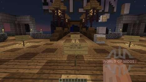 Spawn 2 para Minecraft