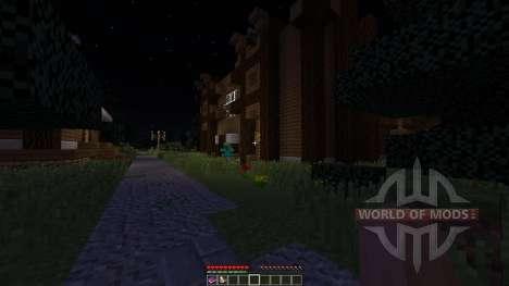 Pelbwest Village of Eternal Nigh para Minecraft