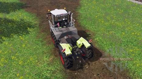 CLAAS Xerion 3800 SaddleTrac v3.0 para Farming Simulator 2015
