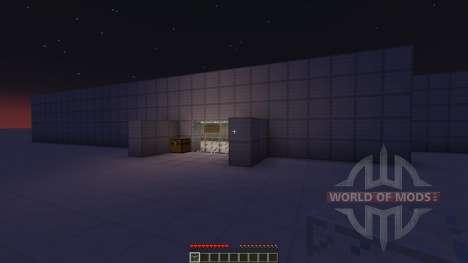 Redstone Security System para Minecraft