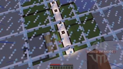 Catalyst Prison Server Map para Minecraft