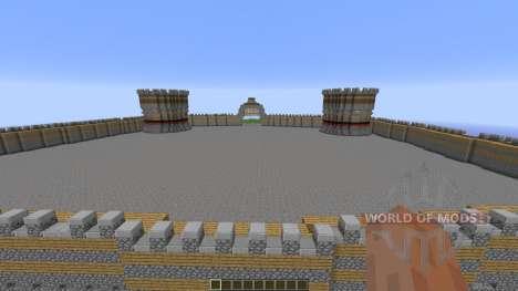 Minecraft Medieval Castle of Epicness para Minecraft