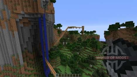 Rollercoaster TyCraft para Minecraft