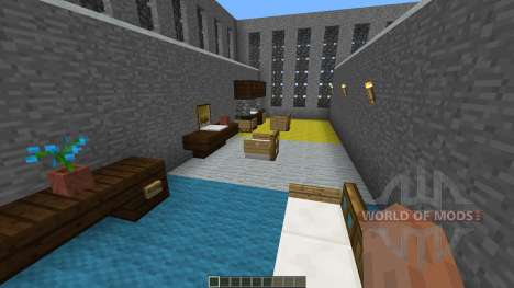 Furnitures 2 para Minecraft
