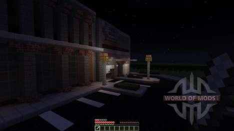 SkyCell: Blacklist para Minecraft