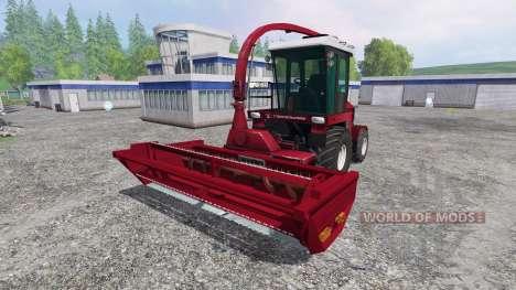 WES-2-250 para Farming Simulator 2015