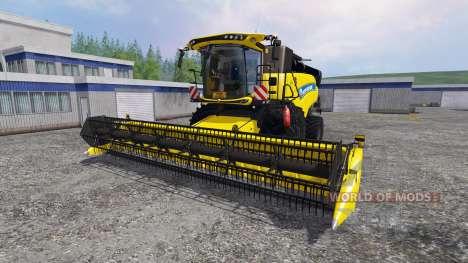 New Holland CR9.90 v2.0 para Farming Simulator 2015