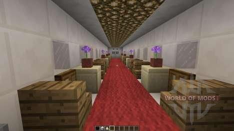 Megas First Ever Plane para Minecraft