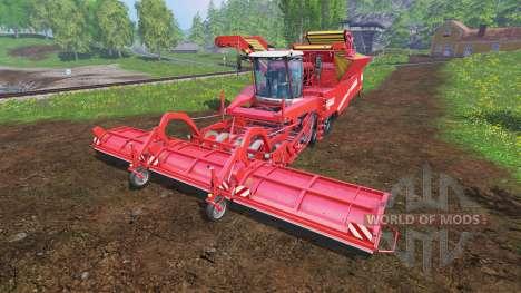 Grimme Tectron 415 [onion and carrot] para Farming Simulator 2015