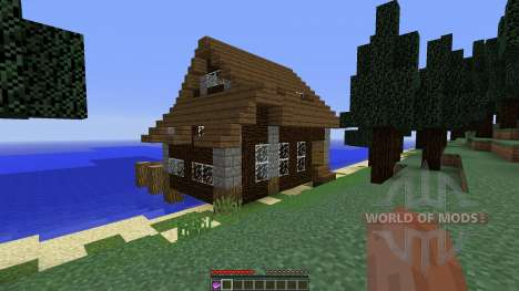 Trapped Island para Minecraft