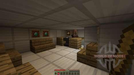 Pyramid Peril para Minecraft
