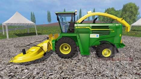 John Deere 7180 para Farming Simulator 2015