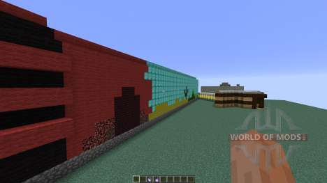 Race Against The Redstone para Minecraft