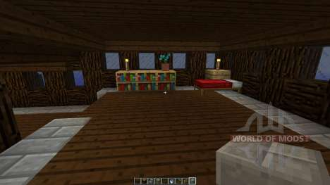 Cabin in the Woods new para Minecraft