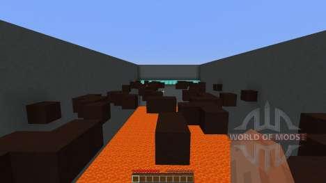 Lava Parkour para Minecraft