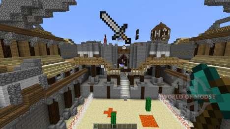 Medieval Spawn para Minecraft