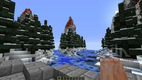 Aegea Valora para Minecraft