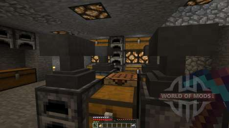 LP World para Minecraft
