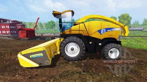 New Holland FR 9090 v1.1 para Farming Simulator 2015