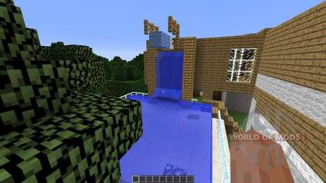 Modern Riverside para Minecraft