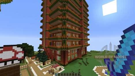 Foxy Hole para Minecraft