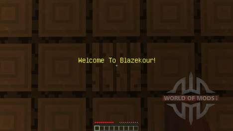 Blazekour MCBOSS762 para Minecraft