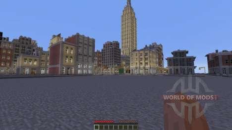 New York City 1930s para Minecraft