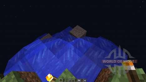 Hovering Survival Island para Minecraft
