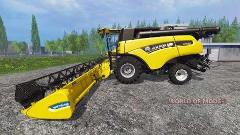 New Holland CR10.90 v1.6 para Farming Simulator 2015