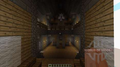 Medieval Fantasy Mansion V.2 para Minecraft