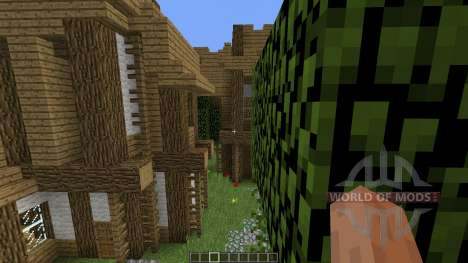 Fathenwood para Minecraft