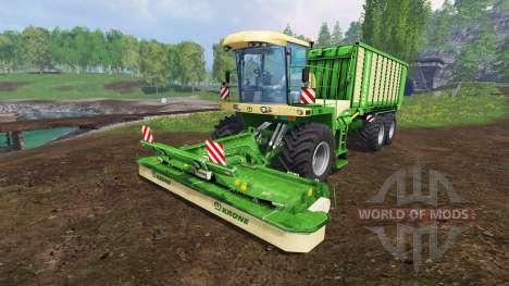 Krone BIG L500 Prototype v2.0 para Farming Simulator 2015