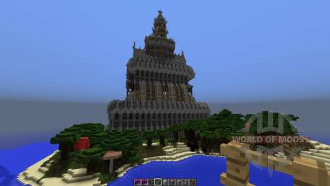 Cathedral First Try para Minecraft