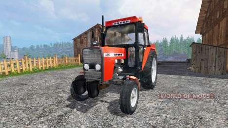 Ursus 4512 para Farming Simulator 2015