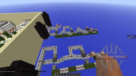 Survival of The Crafters para Minecraft