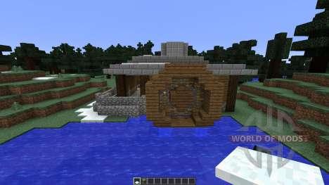 Frozen Haven para Minecraft