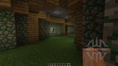 UnderGround Base para Minecraft