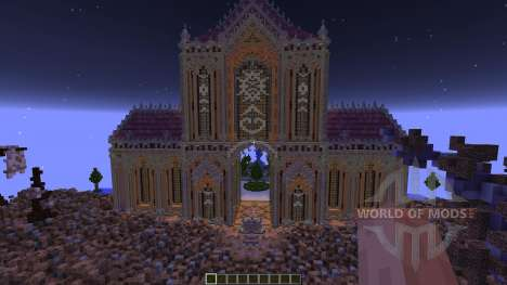 Birth Of A Guardian para Minecraft