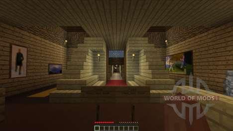 Insanity Parkour para Minecraft