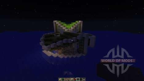 lilly pad para Minecraft