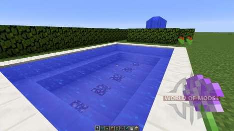 Villa para Minecraft