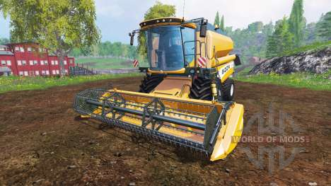 Bizon TC5.90 Prototype v1.2 para Farming Simulator 2015