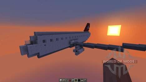 Turkish Airlines para Minecraft