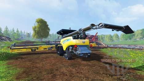 New Holland CR10.90 [crawler] v3.0 para Farming Simulator 2015