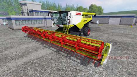 CLAAS Lexion 760TT [washable] para Farming Simulator 2015